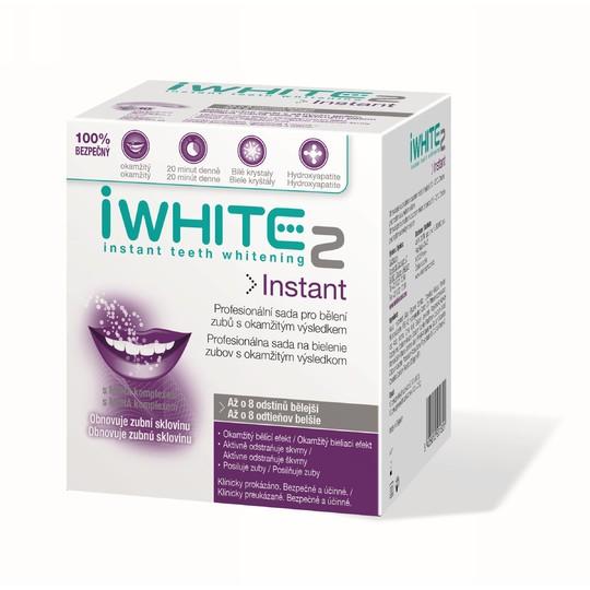 iWhite 2 Instant sada na bělení zubů 10 ks