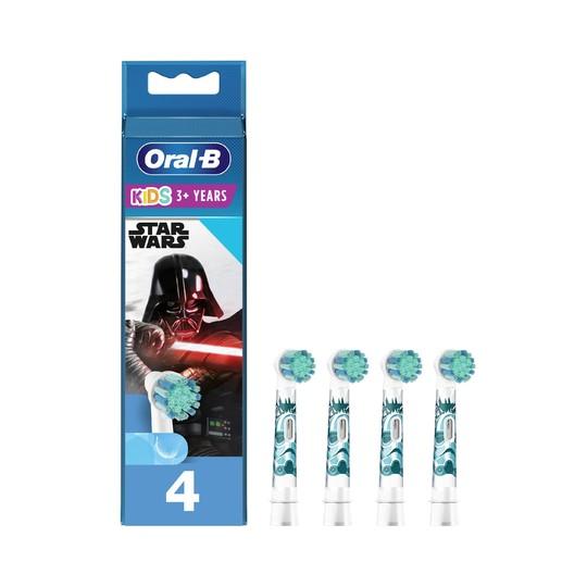 Oral-B Rainbow EB 10-4 Star Wars náhradní hlavice 4 ks
