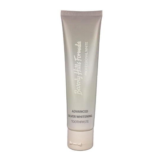 Beverly Hills Formula Professional White Advanced Silver Whitening zubní pasta 100 ml