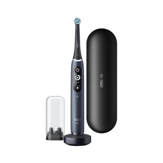 Oral-B iO Series 7N Black elektrický kartáček