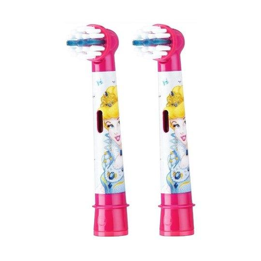 Braun Oral-B Stages Kids EB 10-2 MN náhradní kartáčky 2 ks - PRINCEZNA