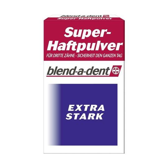 Blend-a-dent fixační pudr Extra silný 50g