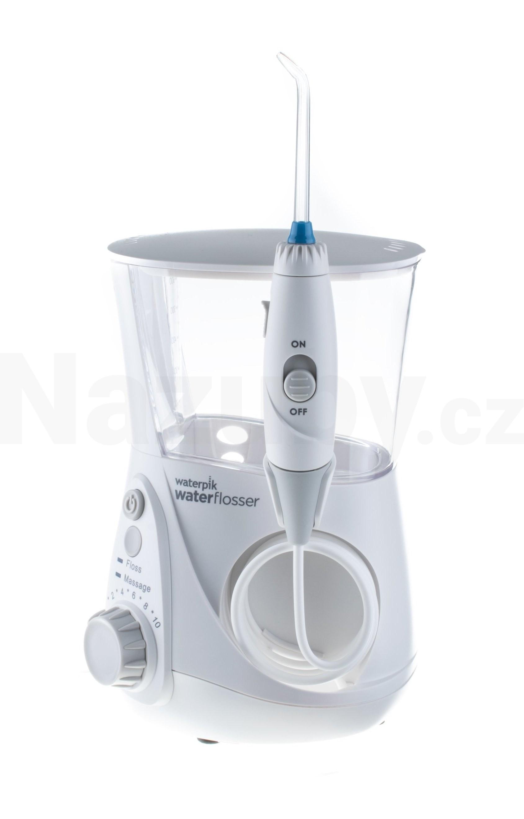 WaterPik Aquarius WP660 ústní sprcha - irigátor - 100 dní na vrácení zboží