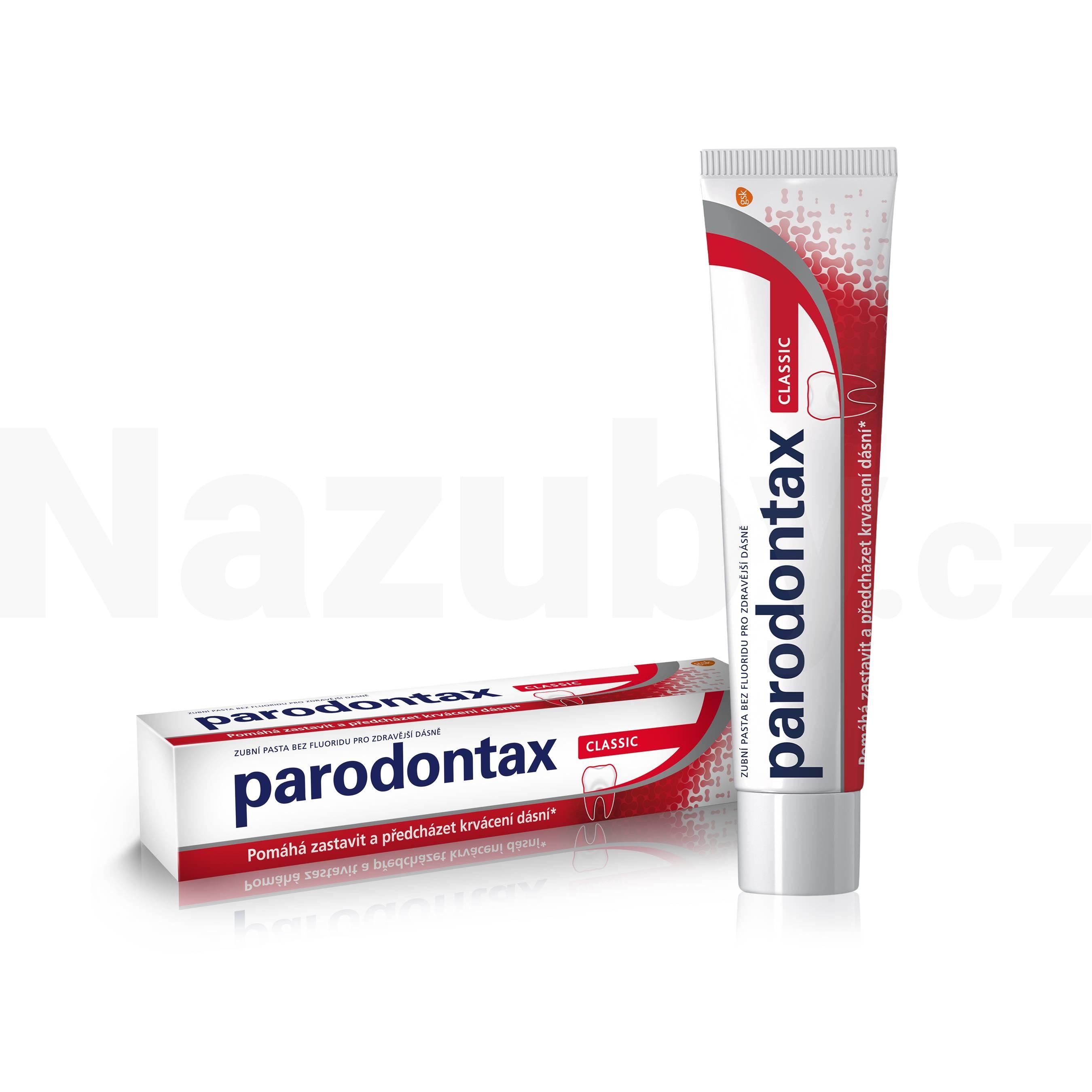 Parodontax bez fluóru 75ml