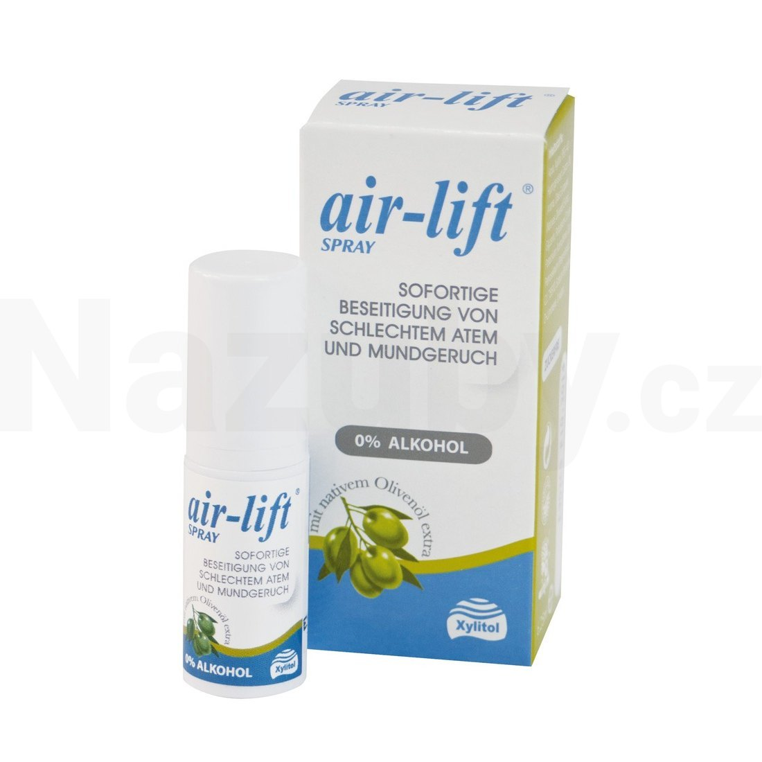 Air-lift svěží dech spray 15 ml