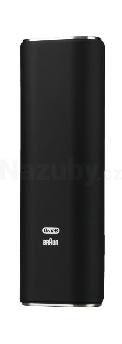 Braun Oral-B exkluzivní cestovní pouzdro ke kartáčkům Braun, černé