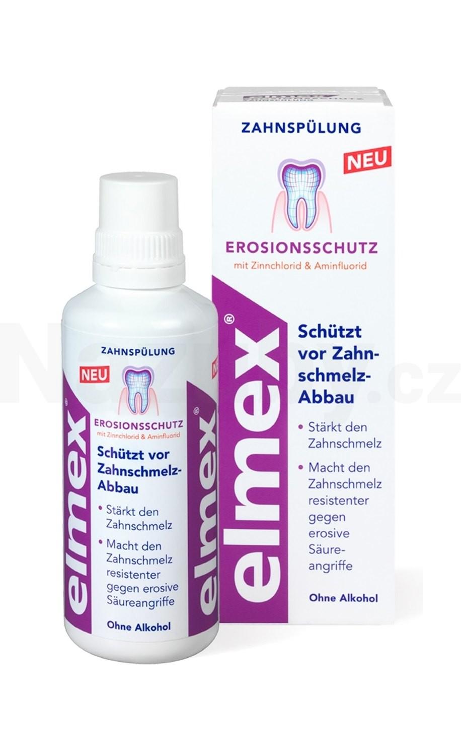 Elmex Erosion Protection ústní voda 100 ml