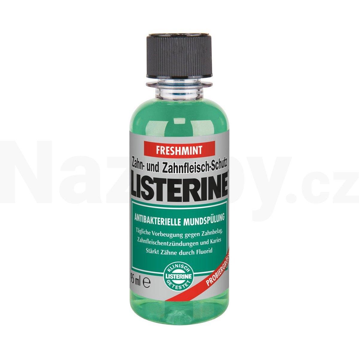 Listerine FreshMint ústní voda 95 ml