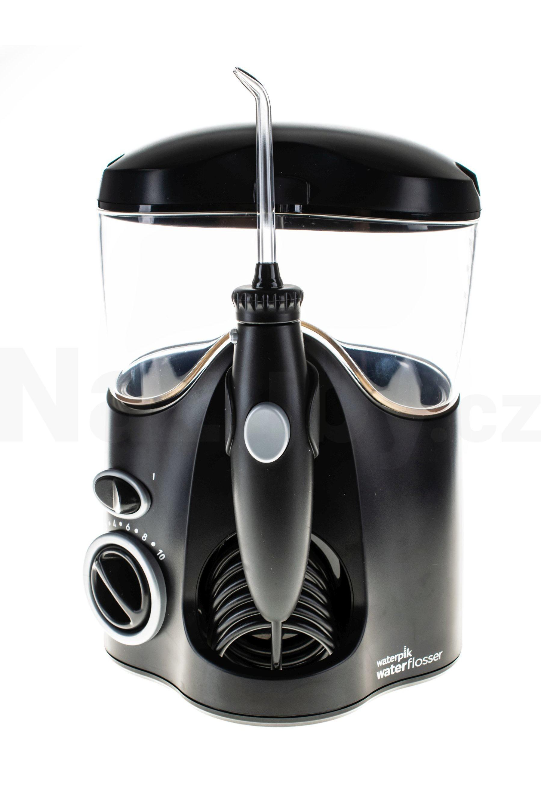 WaterPik Ultra WP112E Black - akce 100 dní na vrácení zboží
