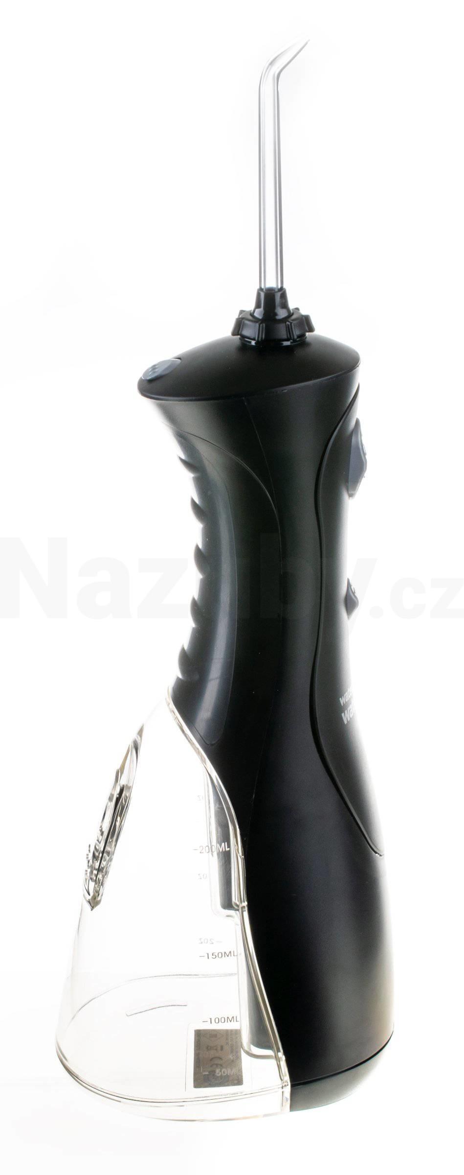Waterpik Irigátor Cordless Plus WP462 Black - akce 100 dní na vrácení zboží