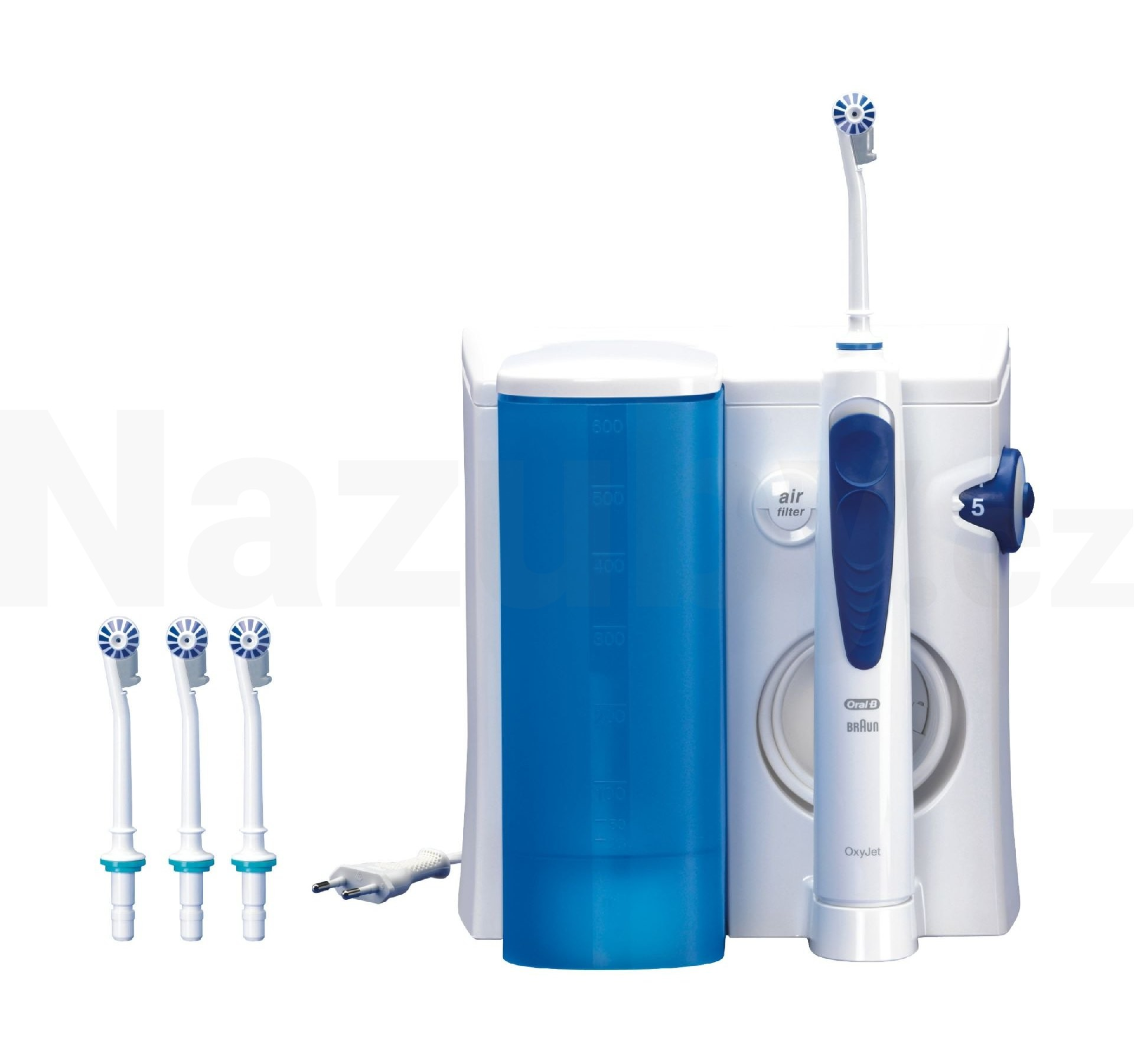 Braun Oral-B Professional Care Oxyjet MD20 - PONIČENÝ OBAL