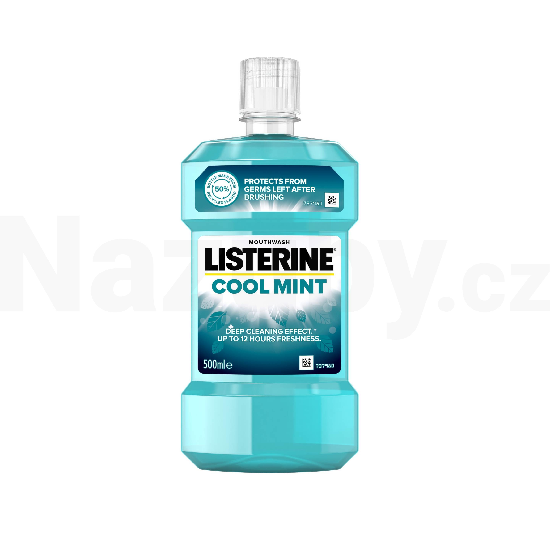 Listerine Coolmint ústní voda 500 ml