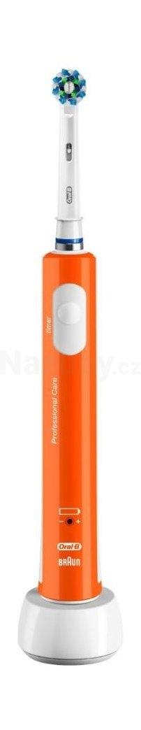 Oral B Pro 400 Orange - 100 dní na vrácení zboží