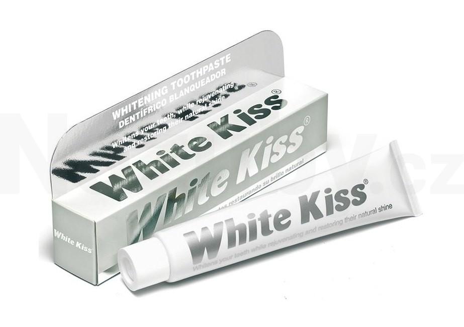 White Kiss bělící zubní pasta 50 ml