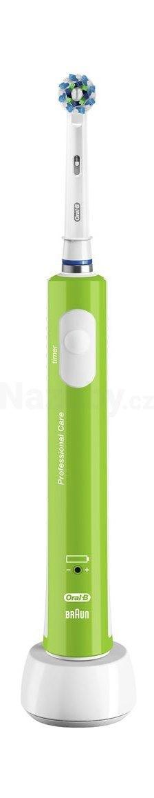 Oral B Pro 400 GREEN - akce 100 dní na vrácení zboží