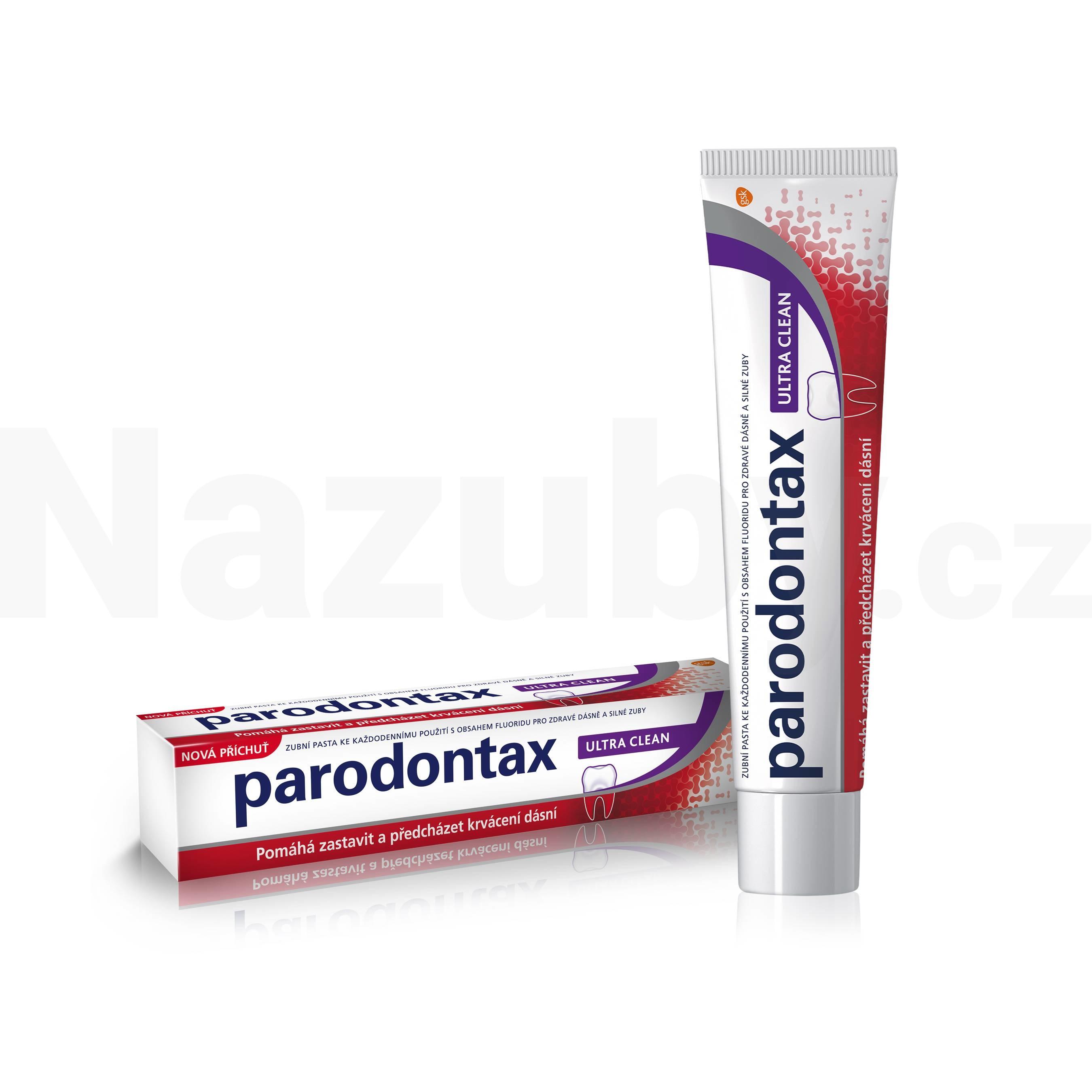 Parodontax Ultra Clean zubní pasta 75 ml
