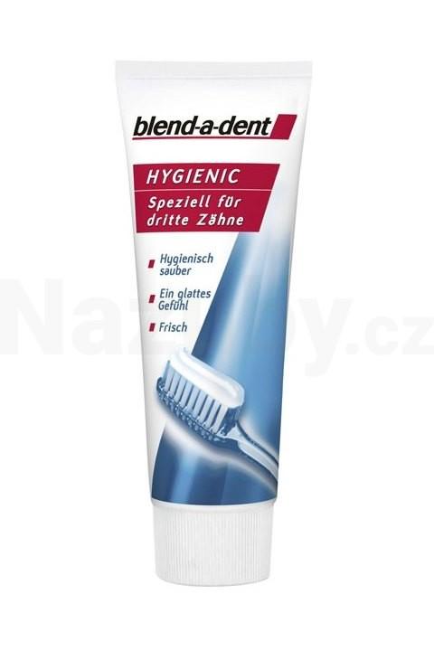 Fotografie Blend-a-dent čistící krém Hygienic 75ml