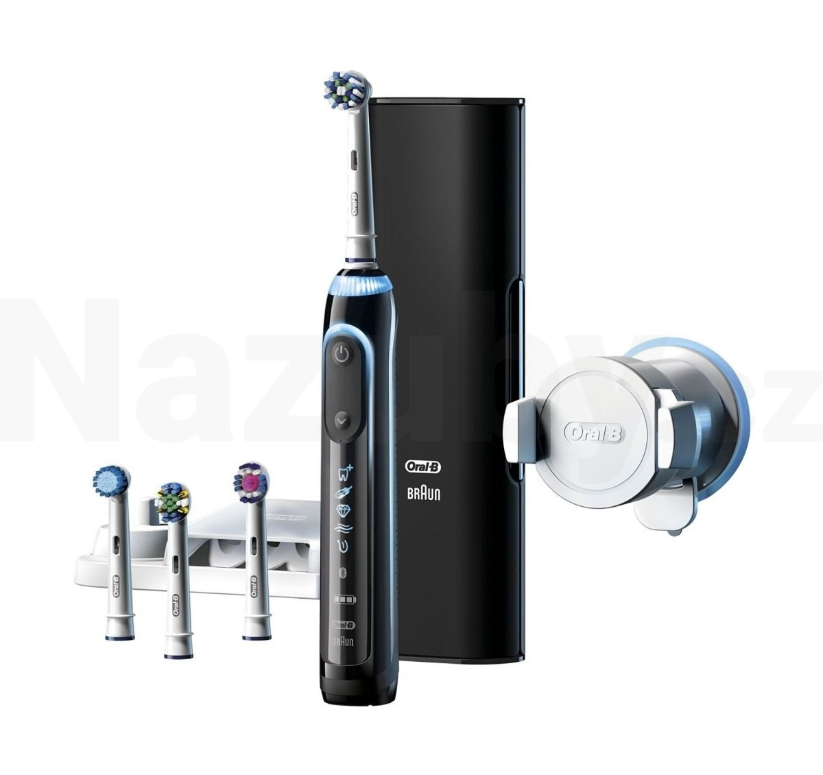 Braun Oral-B Genius 9000 Black zubní kartáček