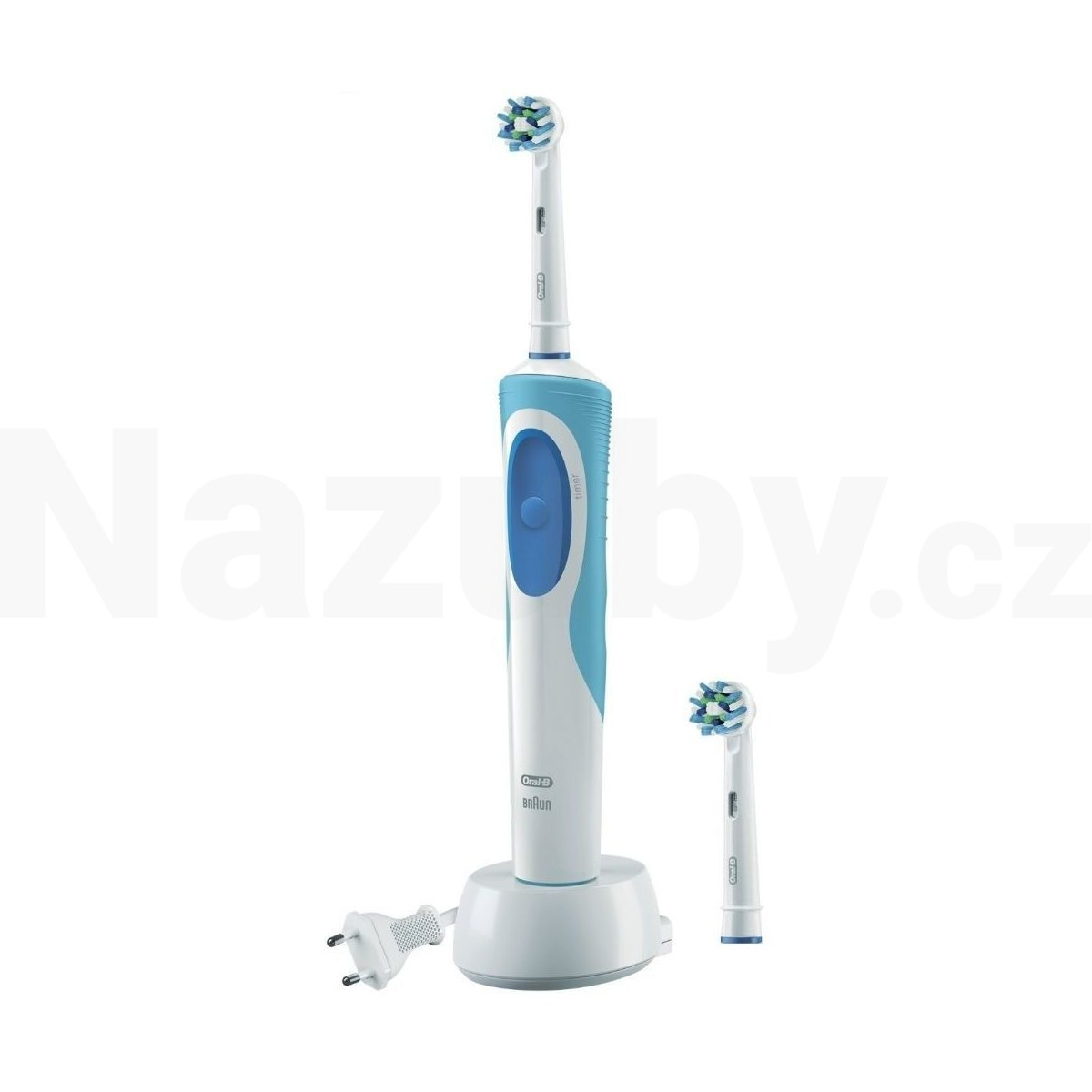 Braun Oral-B Vitality Plus CrossAction D12 zubní kartáček