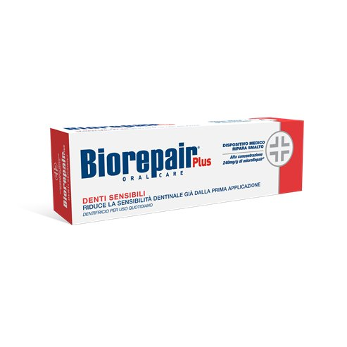 Biorepair Sensitive Teeth Plus 75 ml