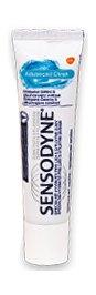 Sensodyne Advanced Clean zubní pasta 20 ml
