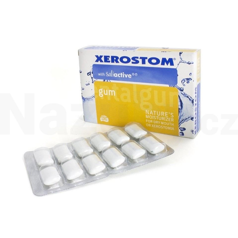 XEROSTOM žvýkačky 20ks