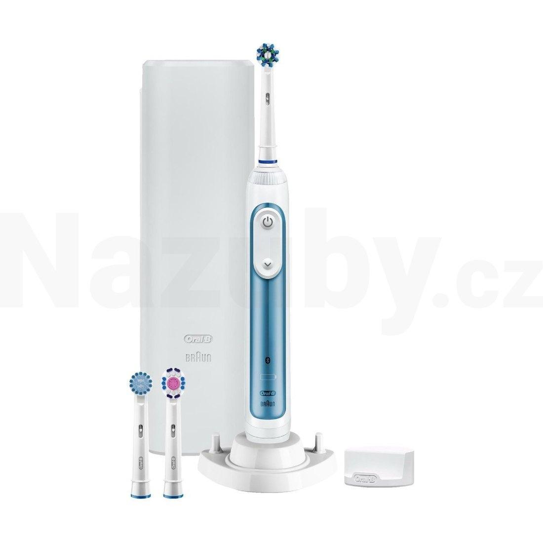 Braun Oral-B Smart 6 6000N zubní kartáček - 100 dní na vrácení zboží