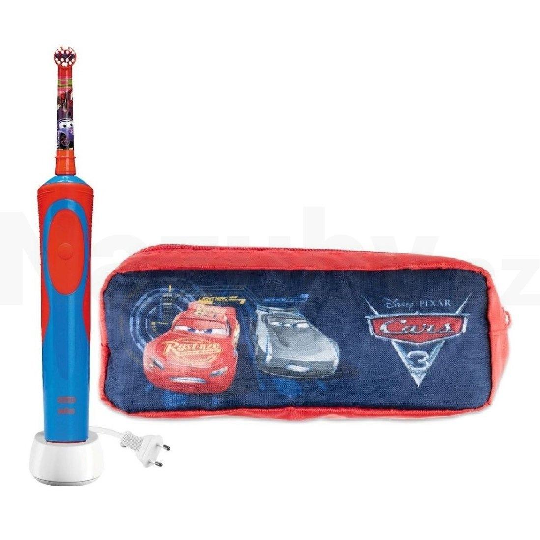 Braun Oral-B Vitality Precision Clean D12.513 - AUTA + penál - 100 dní na vrácení zboží