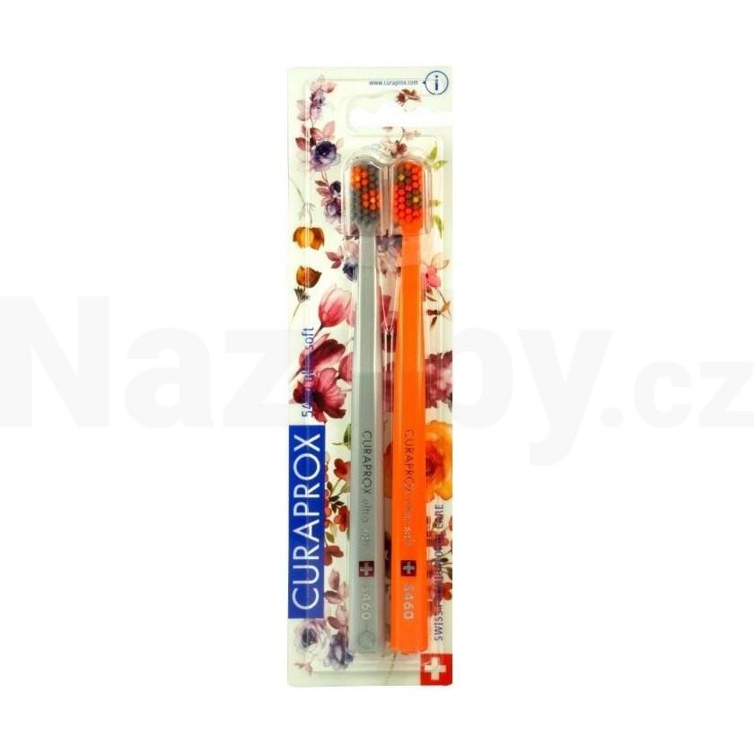 Curaprox CS 5460 Ultrasoft Flower edition 2 ks - 100 dní na vrácení zboží