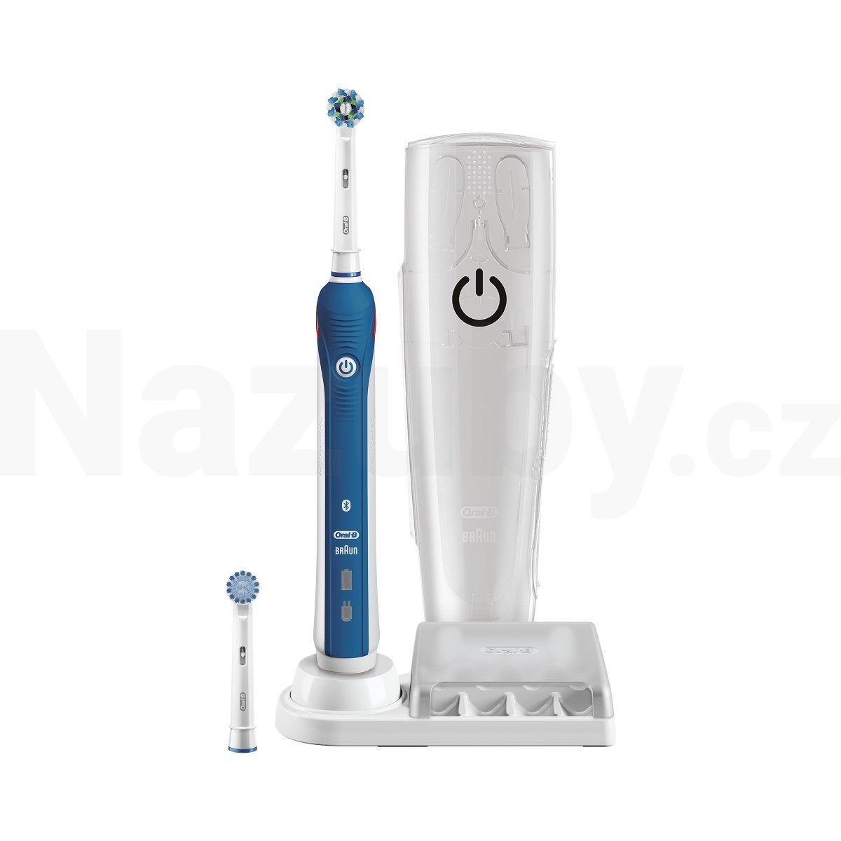 Braun Oral-B SmartSeries 4500 - 100 dní na vrácení zboží