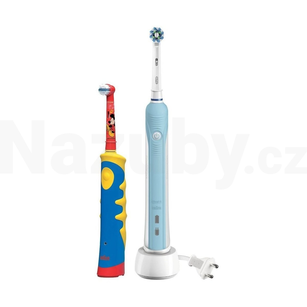 Oral-B Family pack PC 500 + D 10 K - 100 dní na vrácení zboží