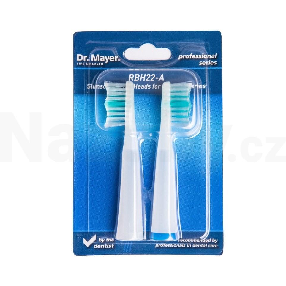 Dr. Mayer RBH22-A náhradní zubní hlavice, 2 ks