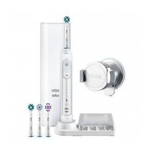 Oral-B Genius PRO 9000 N White - 100 dní záruka vrácení peněz