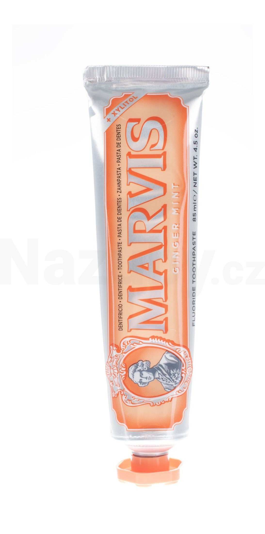 Marvis Ginger Mint zubní pasta s xylitolem 85 ml