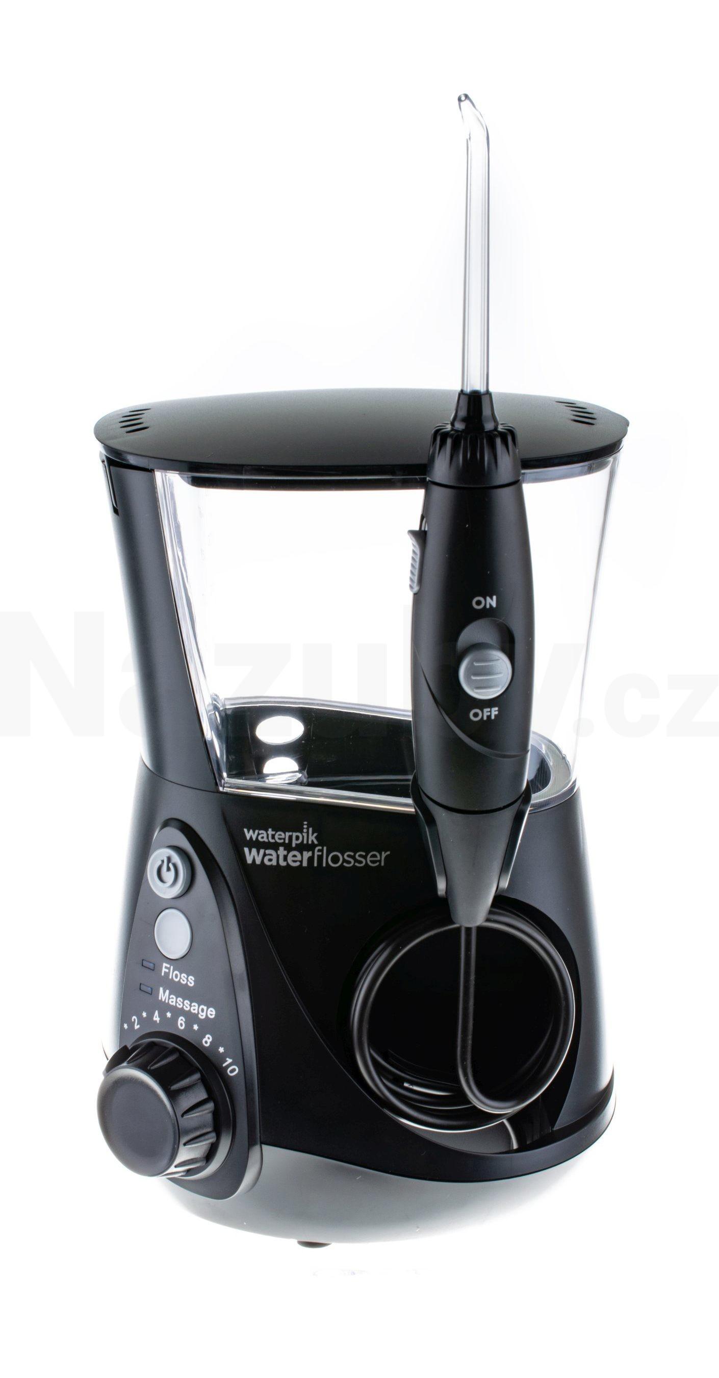WaterPik Ultra Profesional WP662 Black - 100 dní na vrácení zboží