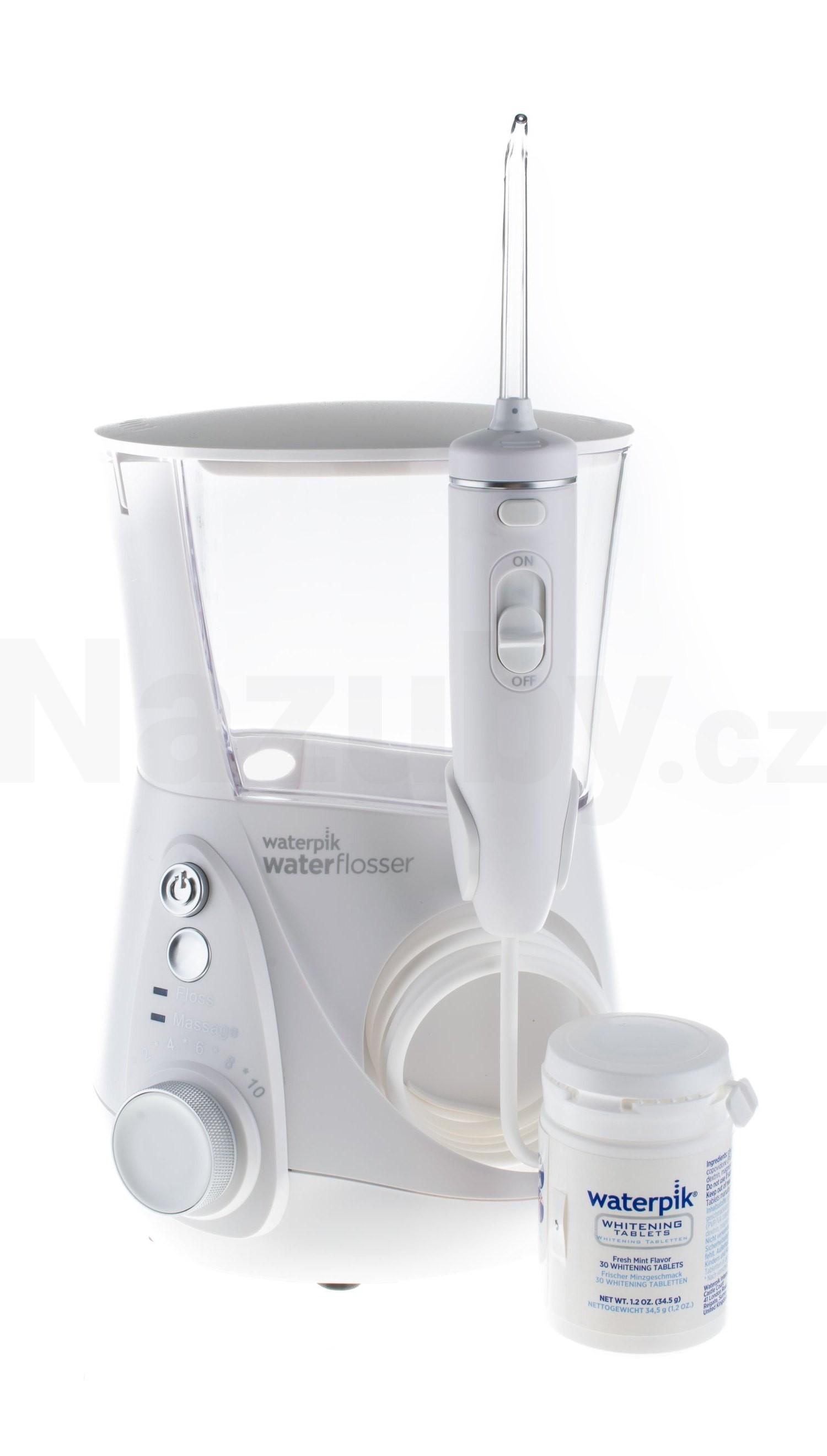WaterPik Whitening Professional WF05 - 100 dní na vrácení zboží