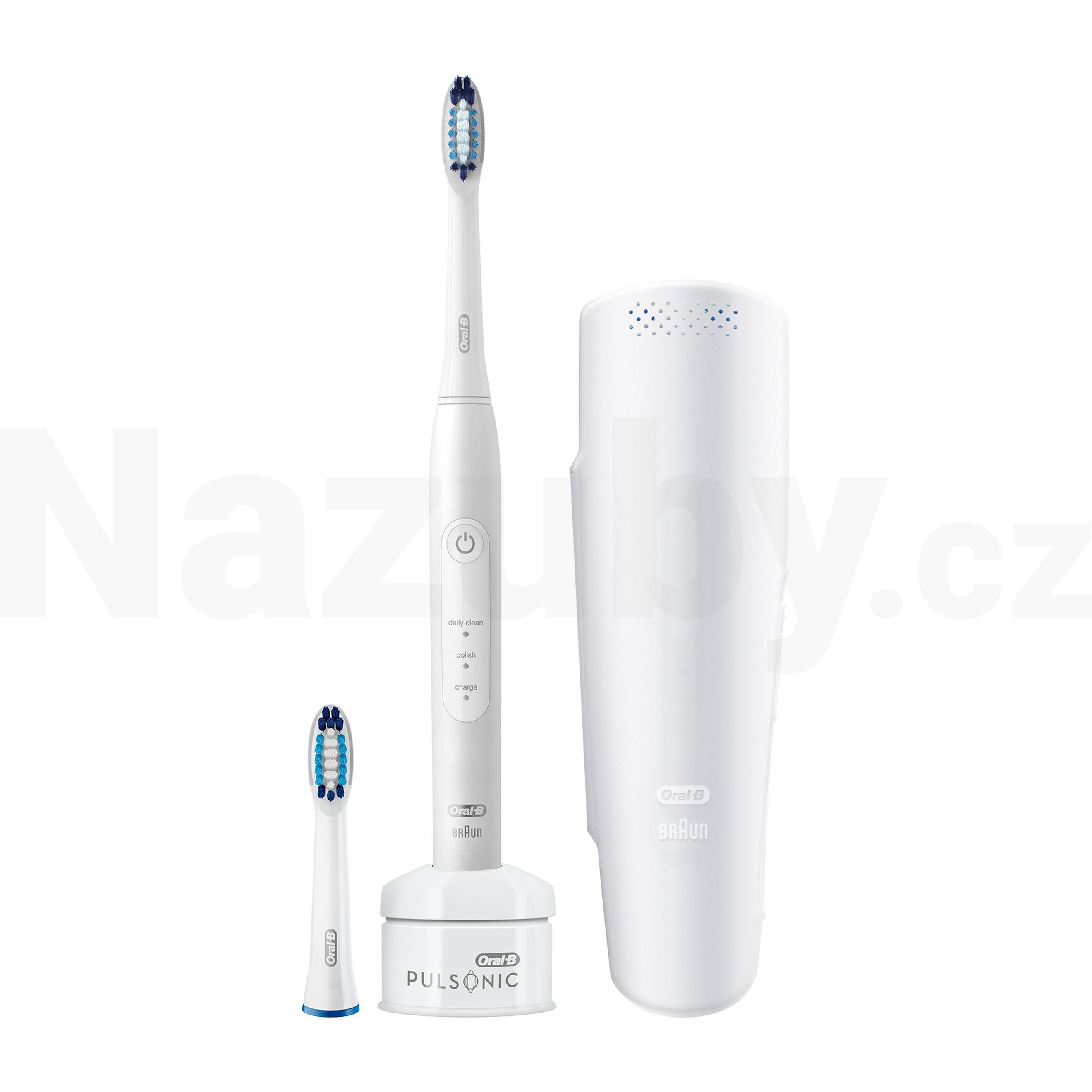 Oral-B Pulsonic SlimOne 2200 - 100 dní záruka vrácení peněz