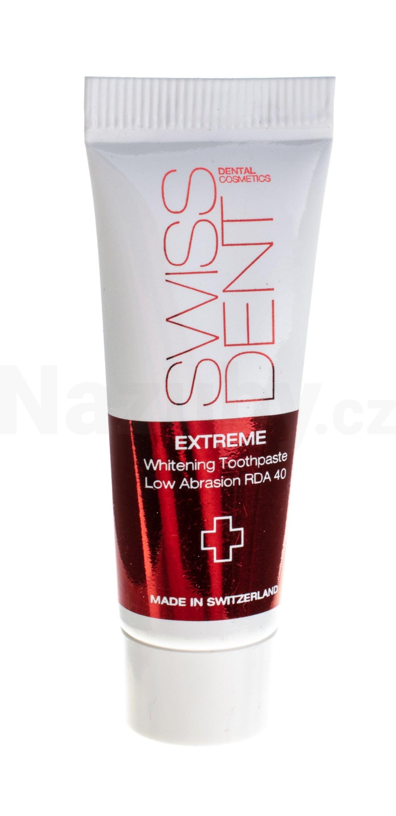 Swissdent Extreme Whitening 100 ml
