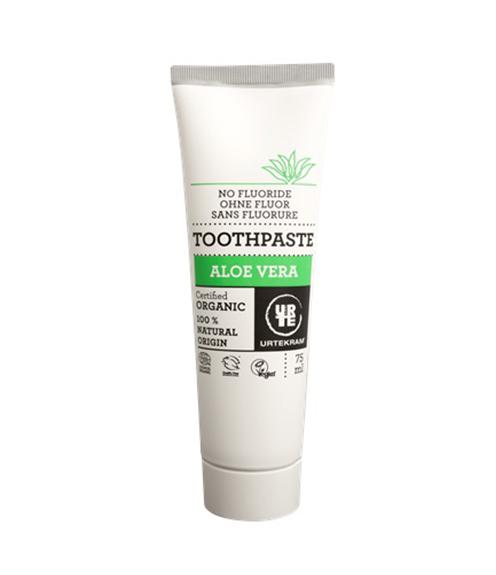 Urtekram přírodní pasta na zuby s aloe vera 75 ml