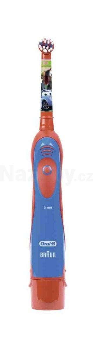 Braun D 2010 Oral B D4 bateriový - AUTÍČKO, akce 100 dní na vrácení zboží