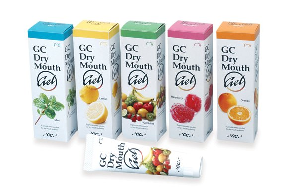 GC Dry Mouth Máta 35 ml