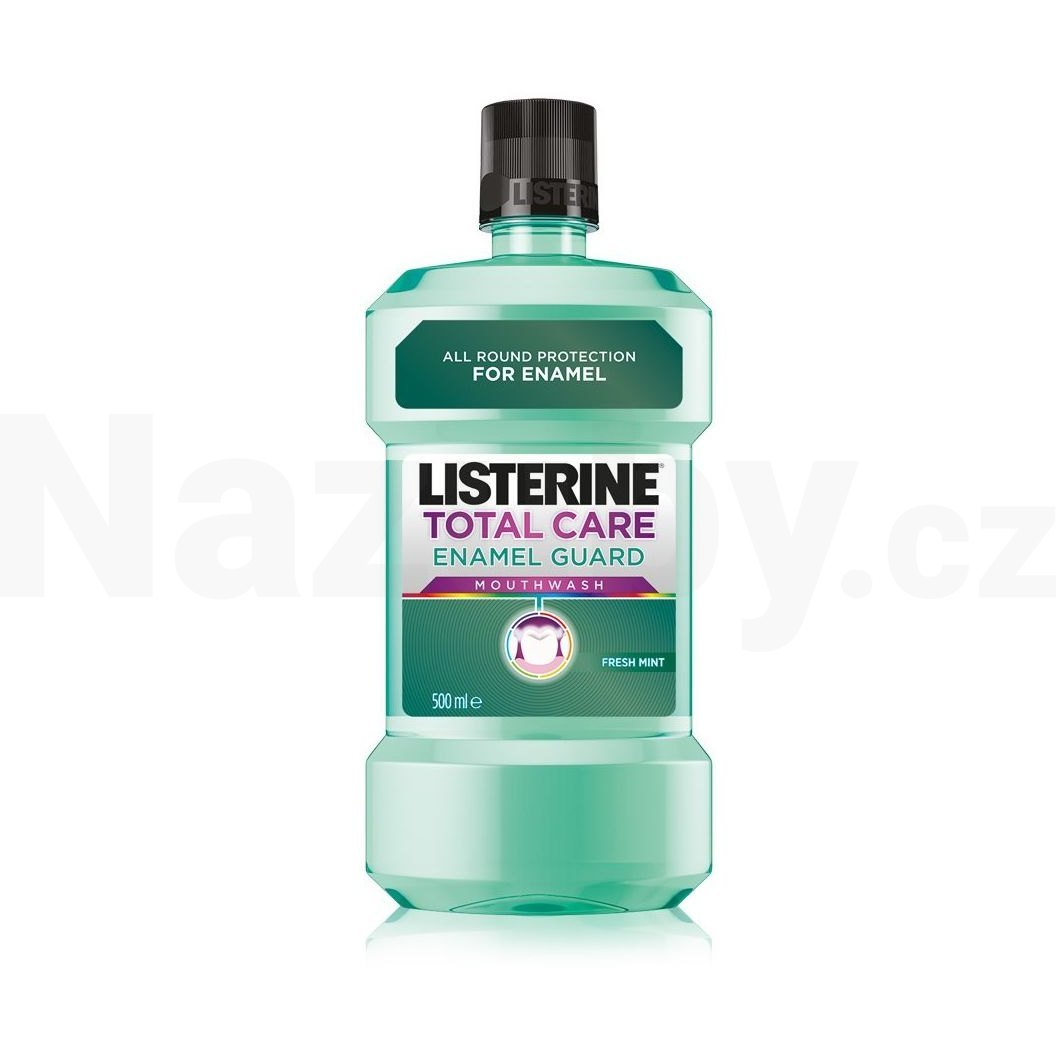 Listerine Total Care Enamel Guard ústní voda 500 ml