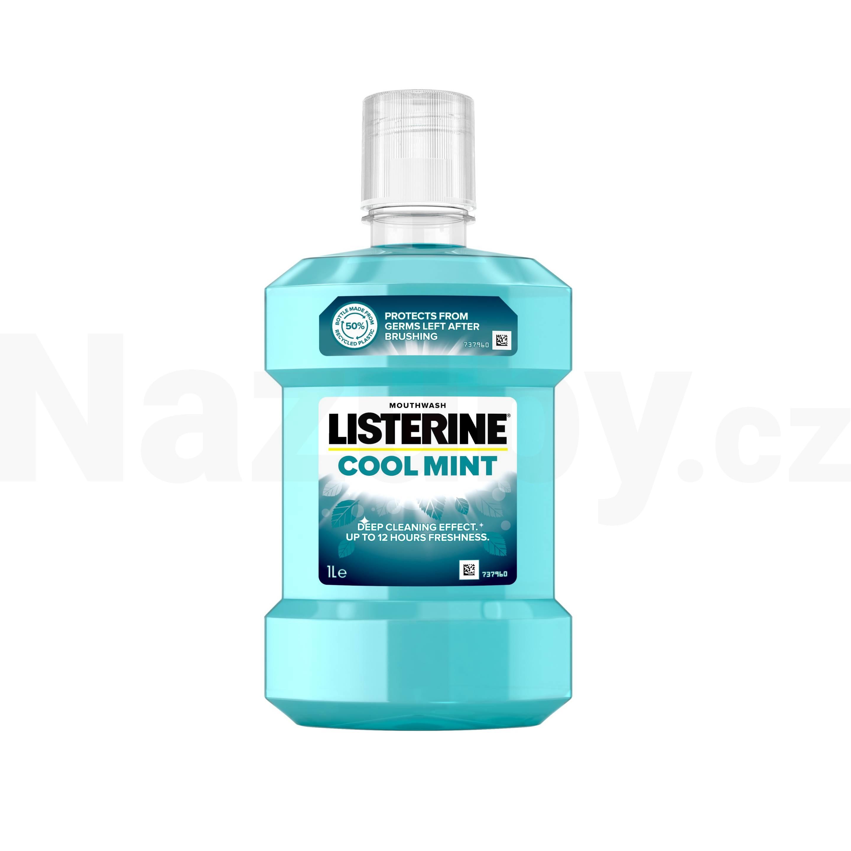 Listerine CoolMint ústní voda 1 l
