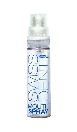SWISSDENT Spray Pure pro svěží dech 9 ml