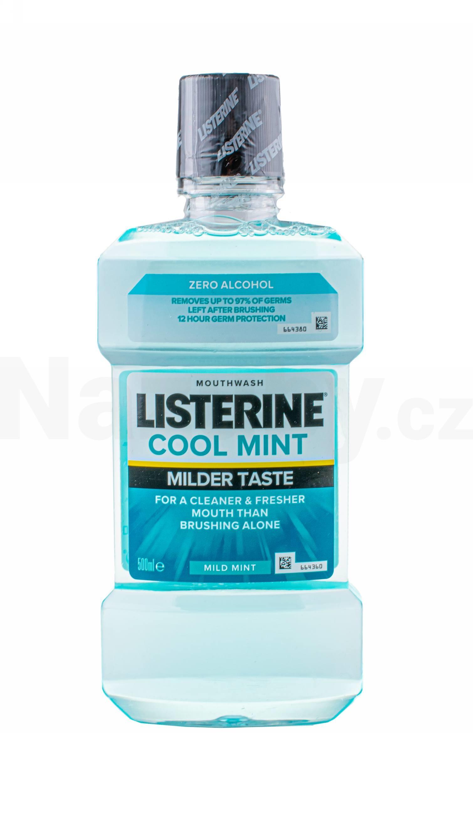 Listerine Zero ústní voda 500 ml