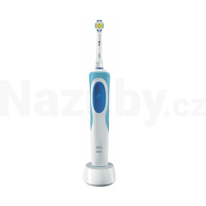 Braun Oral-B Vitality 3D White D12.513 zubní kartáček - akce 100 dní na vrácení zboží