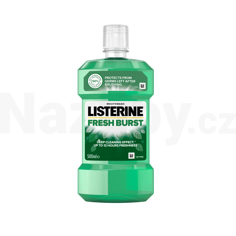 Listerine Freshburst ústní voda 500 ml