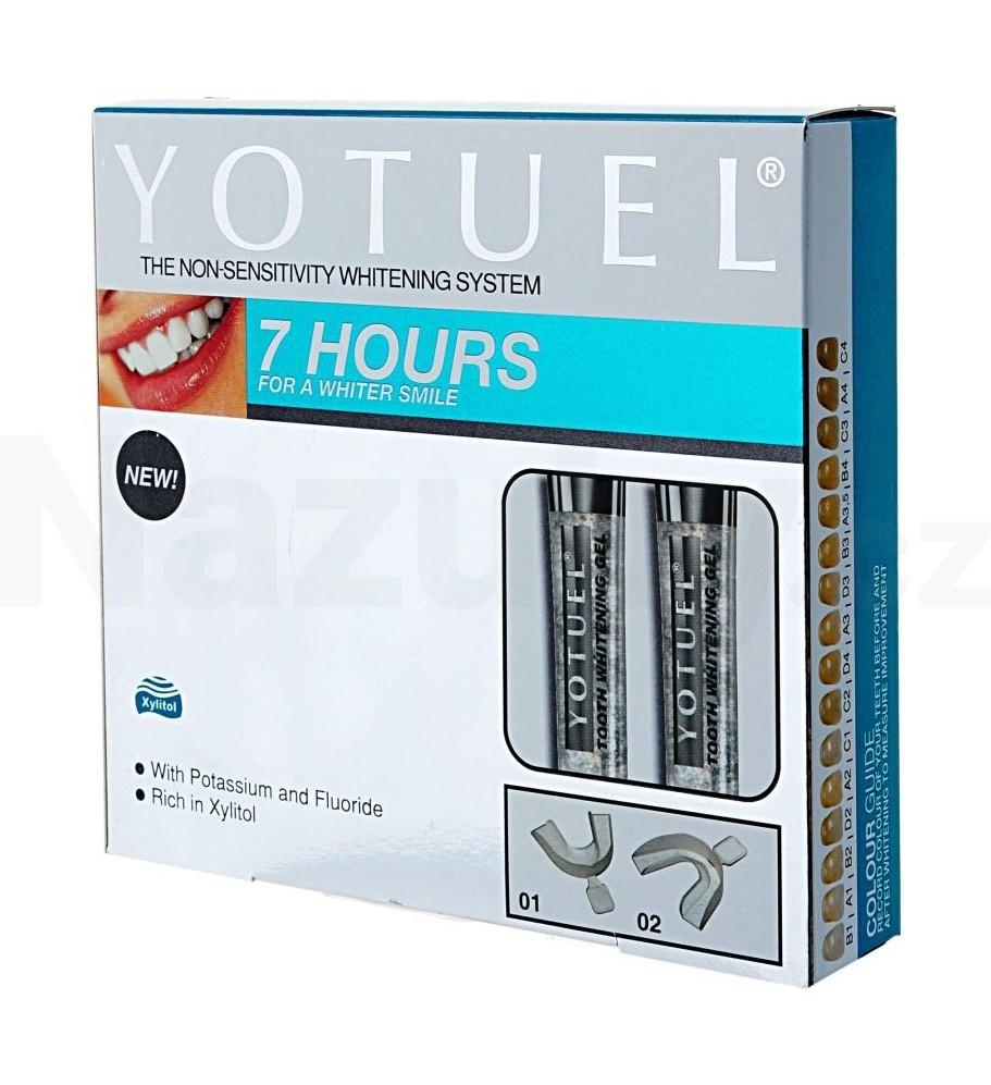 Yotuel 7HOURS set pro domácí bělení